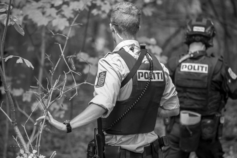 På patrulje med Politiet