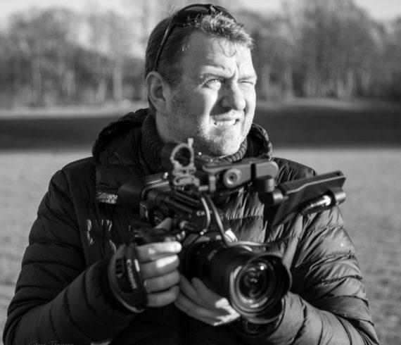 Portrætfotografi af Claus Falkenberg Thomsen